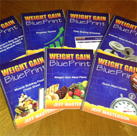 weight gain blueprint hard copy
