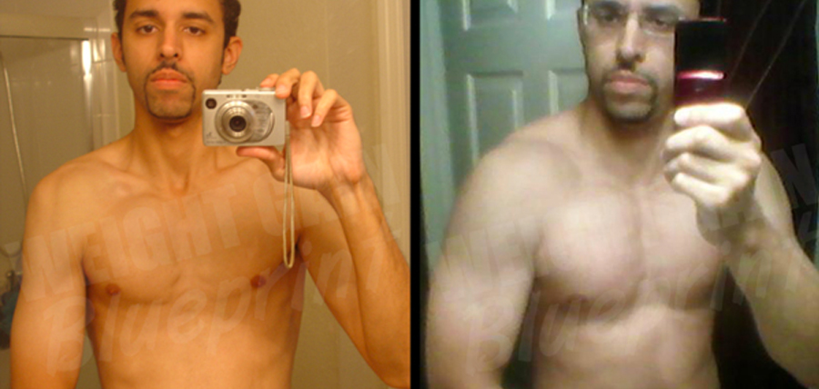 Gabriel gains 40 pounds using the weight gain blueprint muscle gabriel gains 40 pounds using the weight gain blueprint muscle building program malvernweather Images